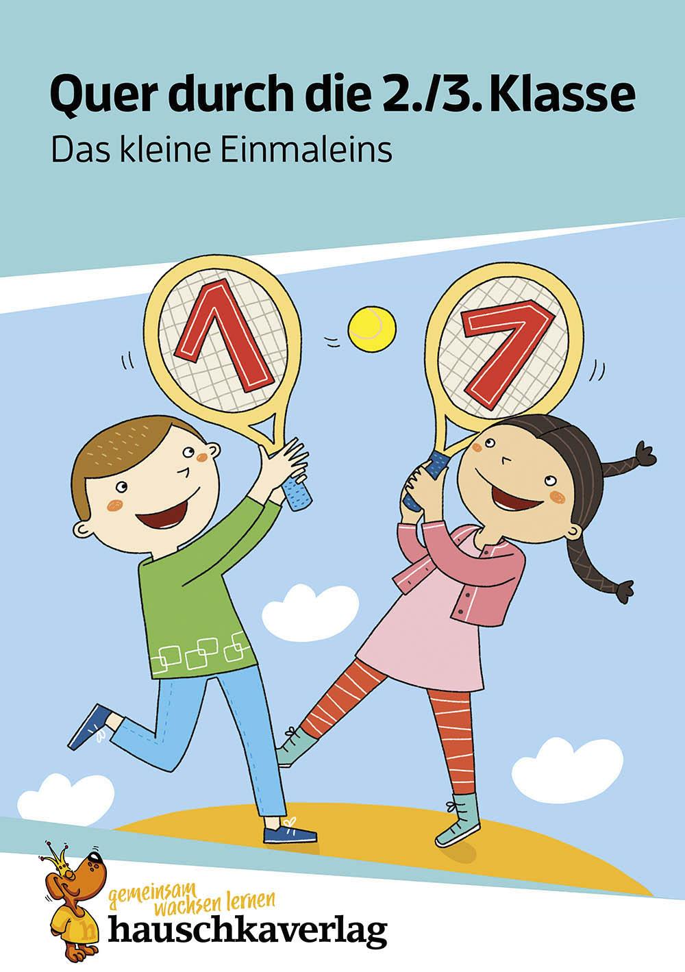 Cover: Quer durch die 2./3. Klasse, Das kleine Einmaleins | Nr. 665