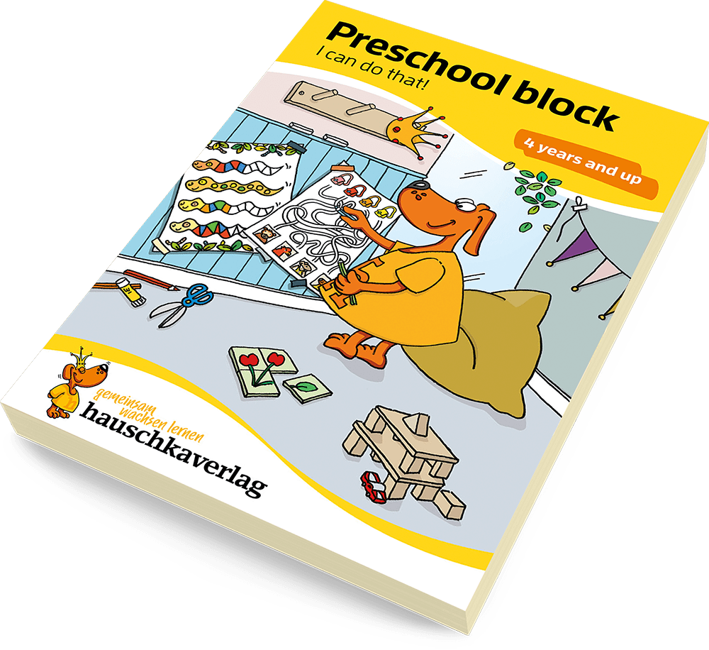 Preschool block - I can do that!